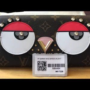 "Brand New Louis Vuitton ""Pokémon"" Wallet Lol"